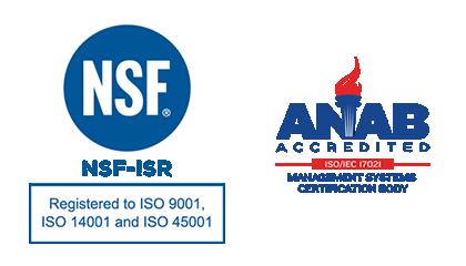 NSF ANAB ロゴ